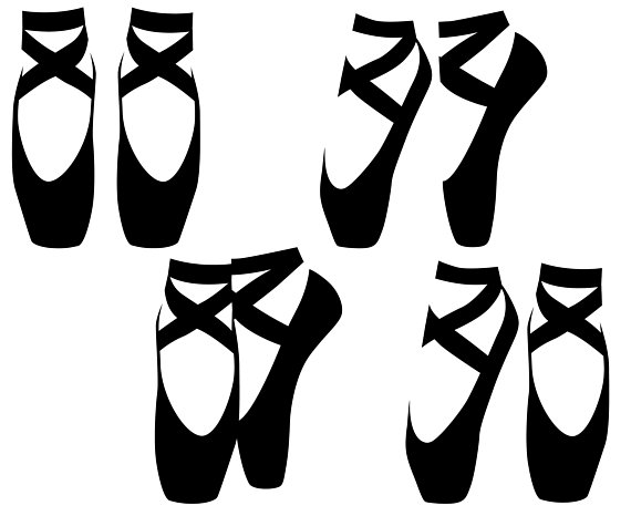 570x466 Ballet Svg, Ballet Shoes, Ballet, Ballet Pointe Shoes, Shoes