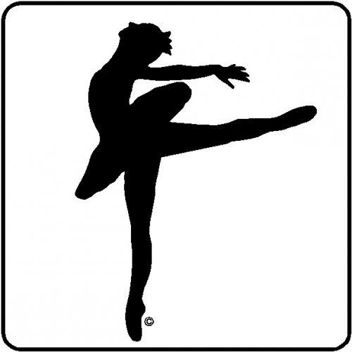 Ballet Silhouette Vector