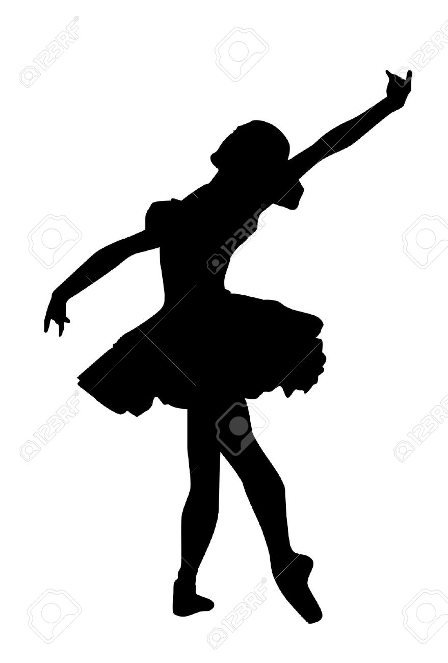 ballet silhouette vector at getdrawings com free for personal use rh getdrawings com