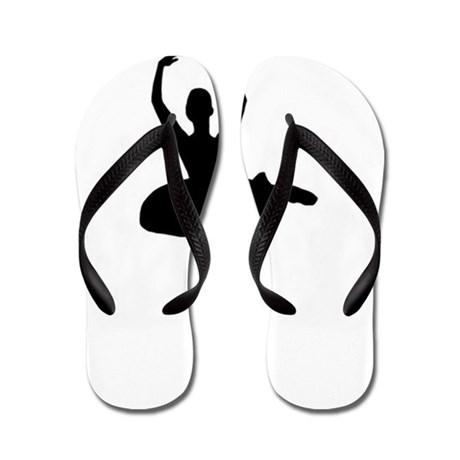 460x460 Ballerina Flip Flops