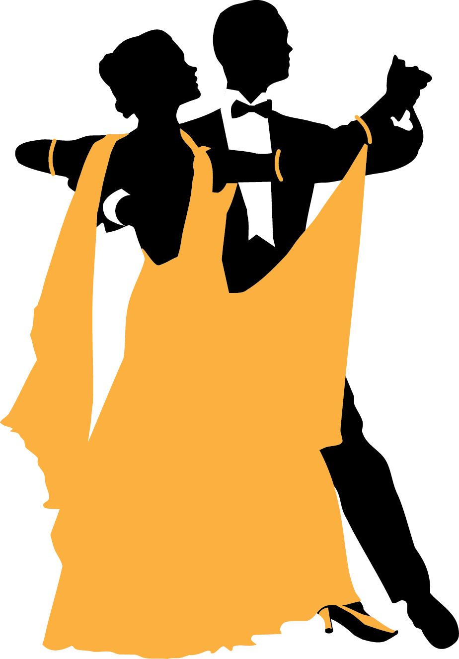 924x1325 Dancer Clipart Swing Dance Pencil And In Color Dancing Silhouette