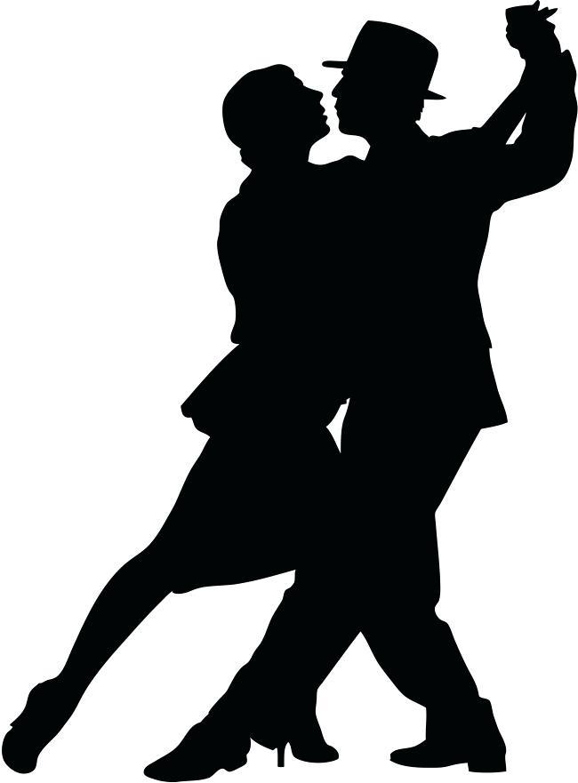 650x881 Ballroom Dancing Silhouette Ballroom Dancing Vectors