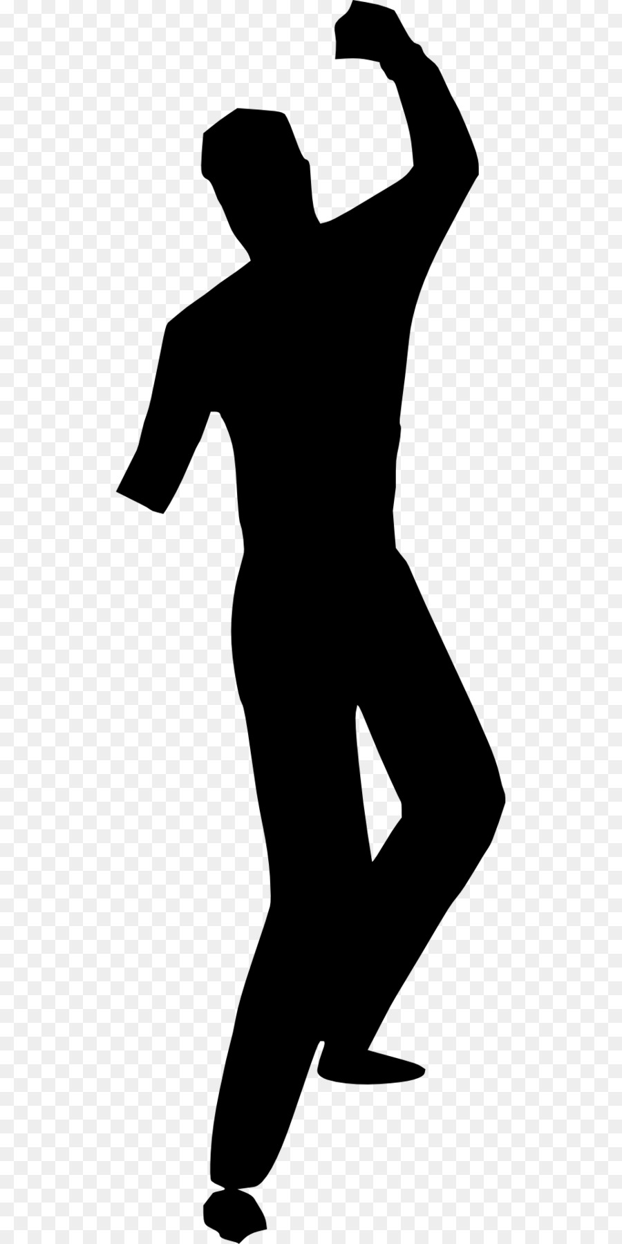 900x1800 Ballroom Dance Silhouette Clip Art