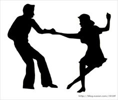 236x199 Ballroom Dancing Silhouette Swing