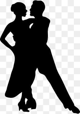 260x369 Square Dance Silhouette Png Images Vectors And Psd Files Free