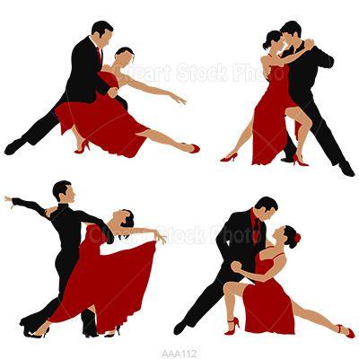 400x400 Ballroom Dance Silhouette Graphic, Royalty Free Waltz Dancers