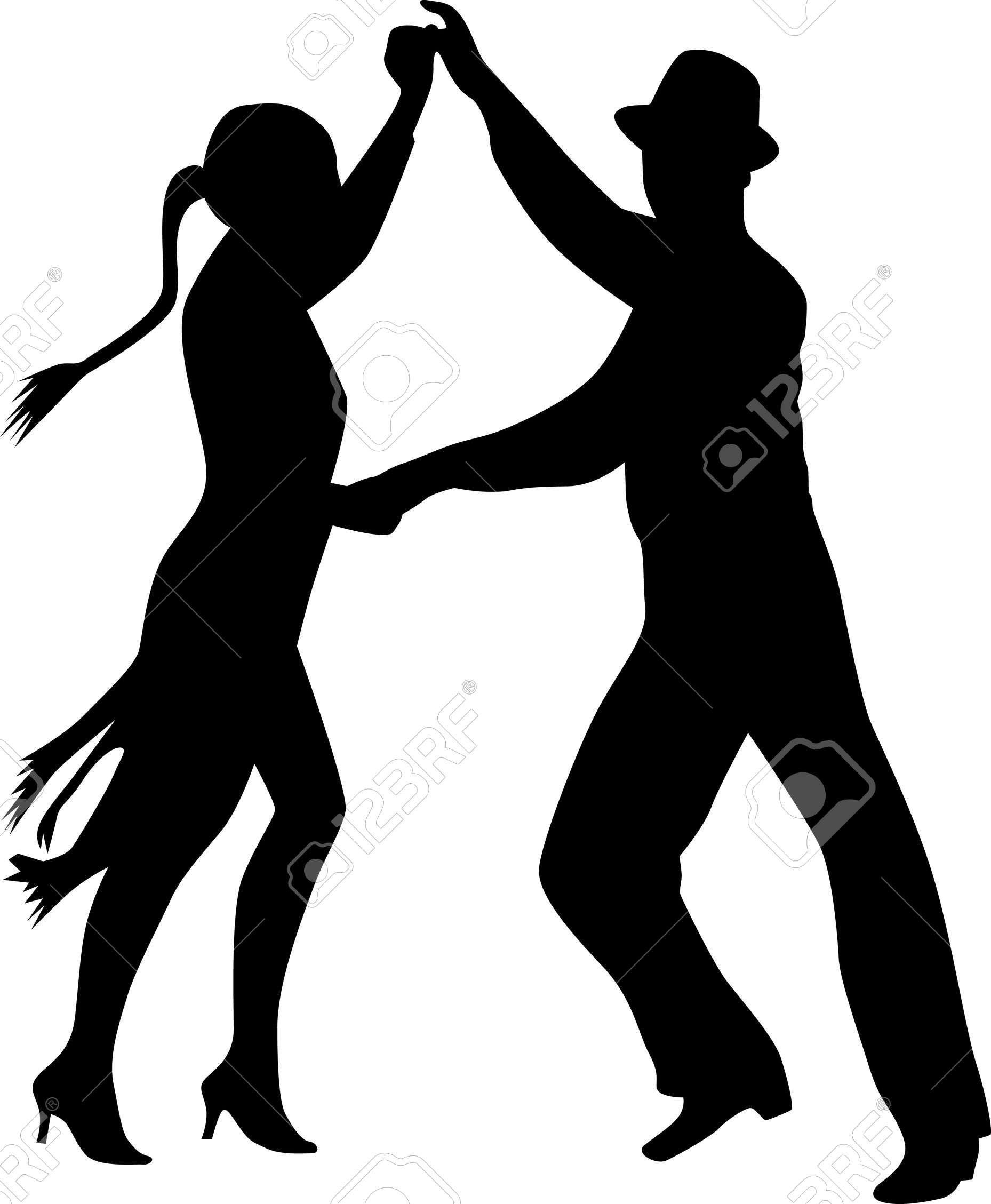 1858x2257 Dance People Silhouette Dance Silhouette, Dancing