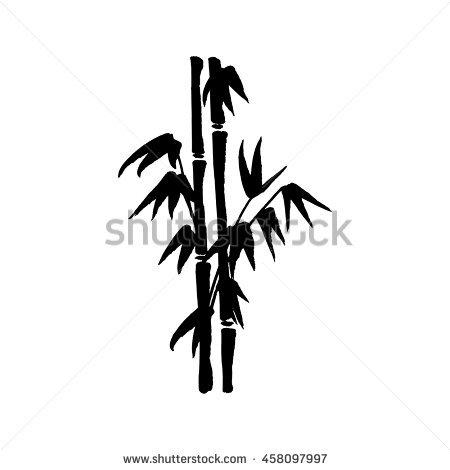 450x470 Drawn Bamboo Easy