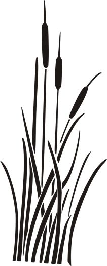 211x525 Bamboo Silhouette Clip Art Bamboo Clipart Image
