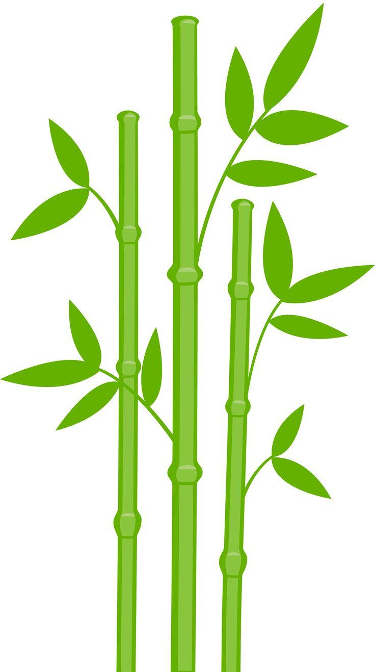 736x1318 Bamboo Clipart Bamboo Tree