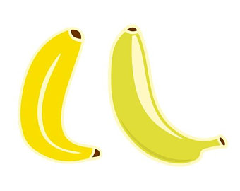 340x270 Banana Svg Etsy