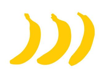 340x270 Banana Stencil Svg Dxf File Instant Download Silhouette Cameo