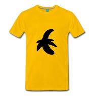 190x190 Banana Shirts Banana Silhouette