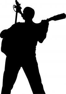 213x300 Band Silhouette Photo Free Download