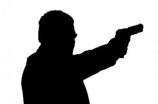 504x332 Armed Robber Shot Dead By Businessman