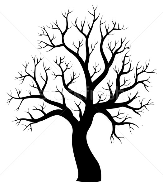 524x600 Branches Silhouette Stock Photos, Stock Images And Vectors