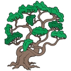 140x140 Clip Art Image Gallery Similar Image Cartoon Banyan Tree