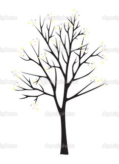 236x324 Tree Silhouettes Clipart Tree Silhouettes Clip Art Pack,tree