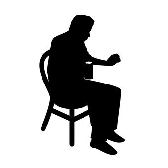 340x340 Free Silhouette Vector 1 This, Money