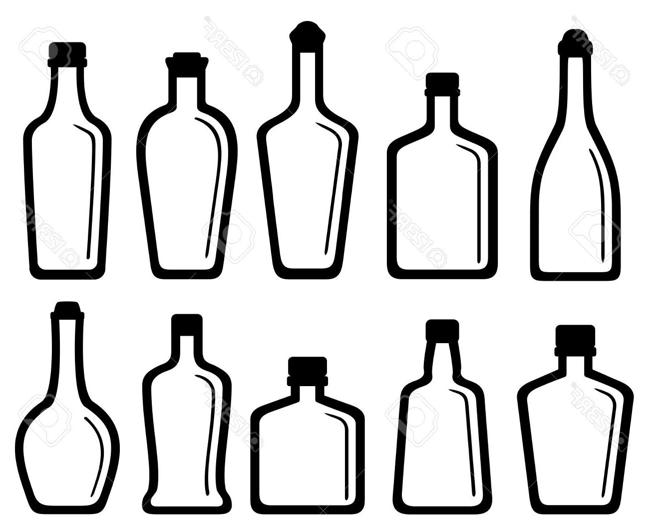 1300x1059 Bar Clipart Alcohol Bottle