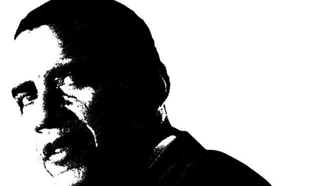 Barack Obama Silhouette