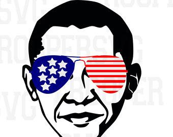 340x270 Obama Silhouette Etsy