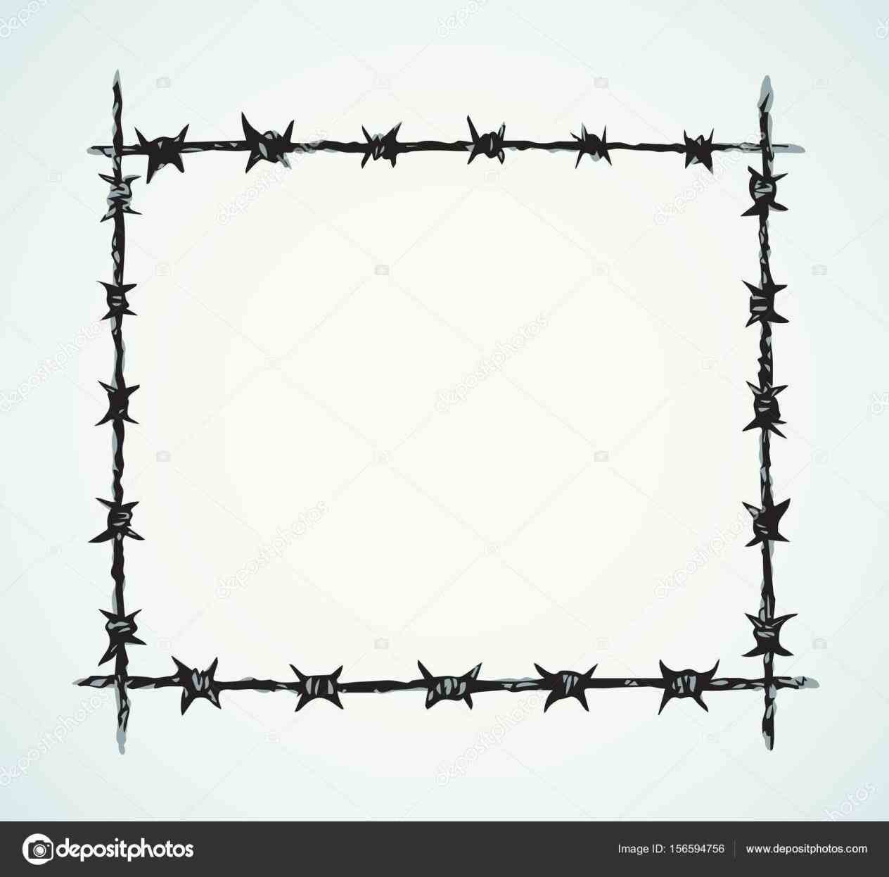 1264x1246 Magnificent Barbed Wire Fence Contractors Ideas