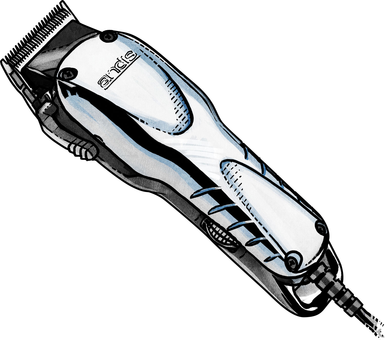 1500x1322 Clipart Of Barber Clippers Master Lemonize