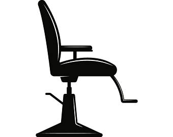 340x270 Images Of Barber Chair Silhouette