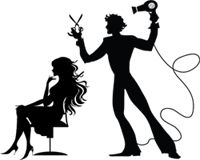 200x160 66 Best Silhouettes Hair Silhouettes Images