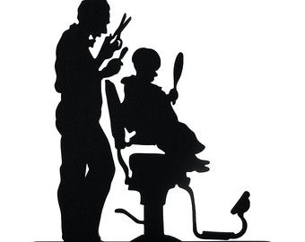 340x270 8 Best Children Silhouette Decorations Images