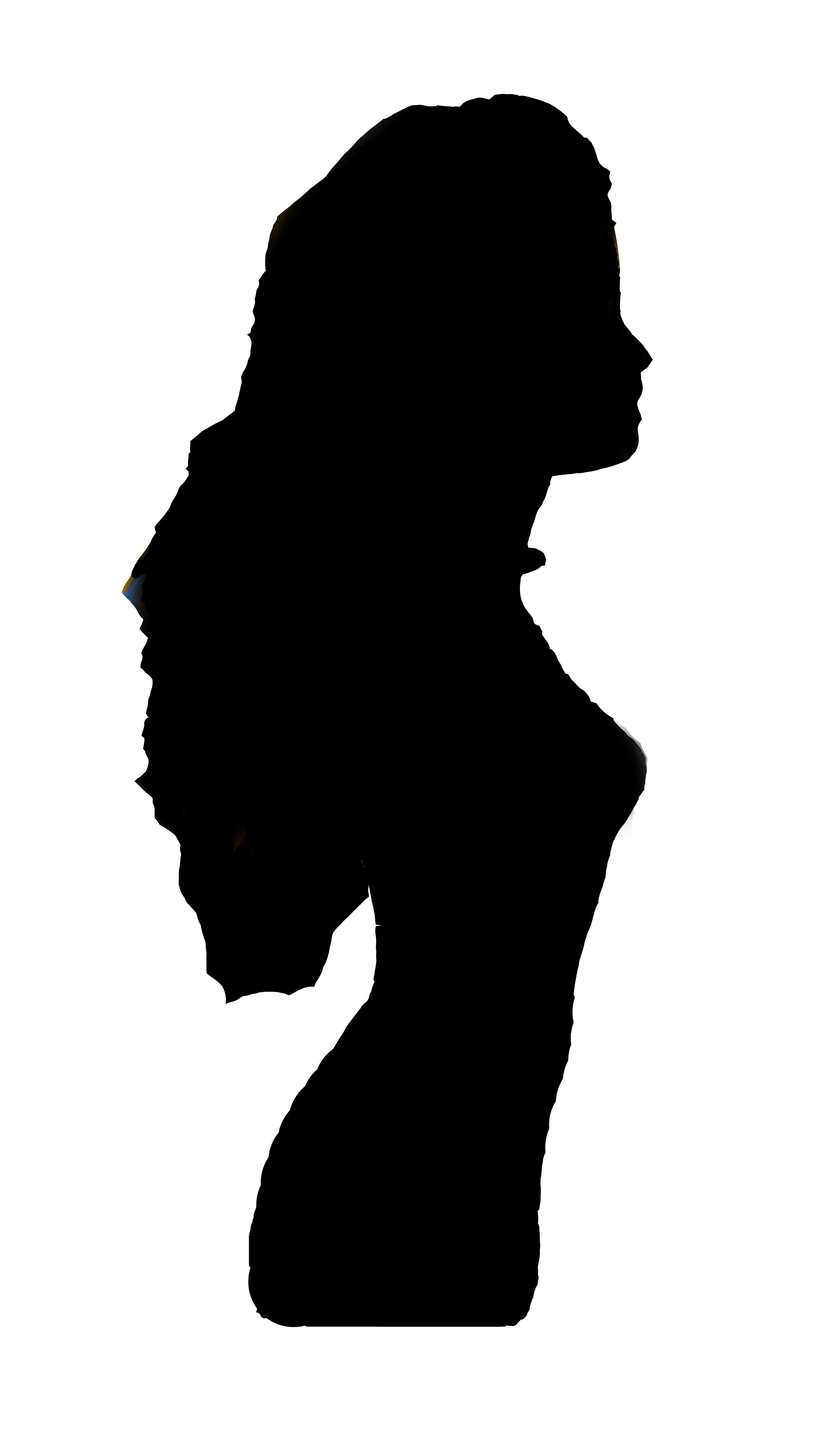 Barbie Logo Silhouette