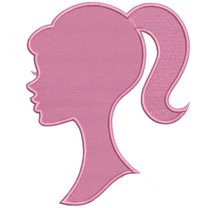 700x700 Looks Like Barbie Silhouette