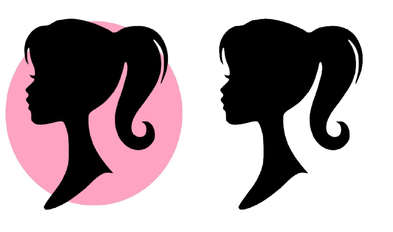 1600x946 Make It Cozee Free Barbie Silhouette Printable Vinyl Projects