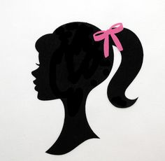 236x230 Cricut Barbie Head Barbie Silhouette Barbie Princess Movies