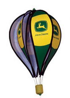 228x320 Grandma Moses Print Hot Air Balloon Over Farmland