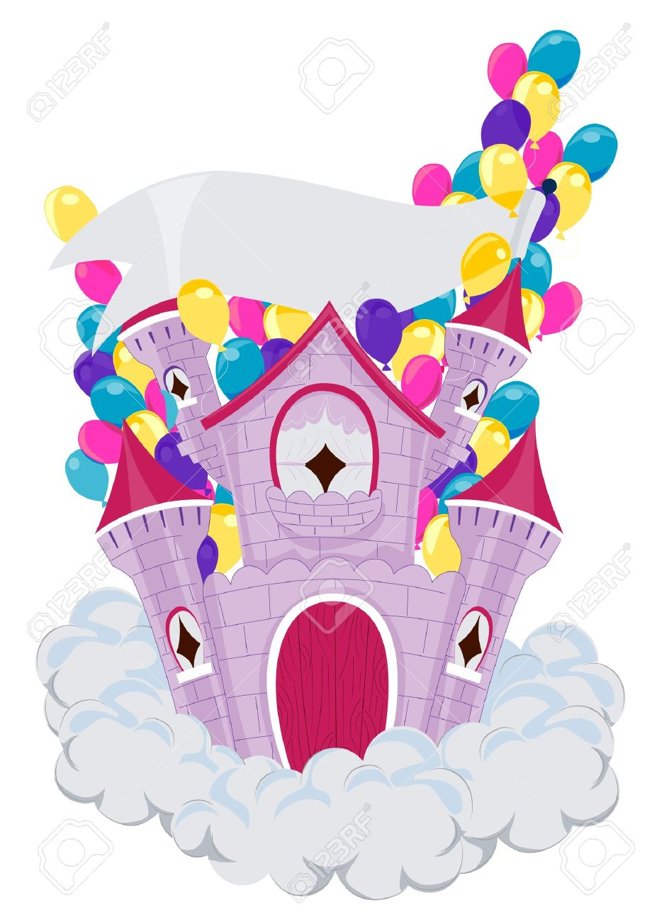 927x1300 Balloon Clipart Princess