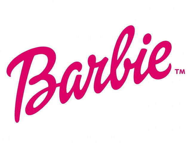 640x480 Printable Barbie Logo Lovely Instant Download Barbie Silhouette