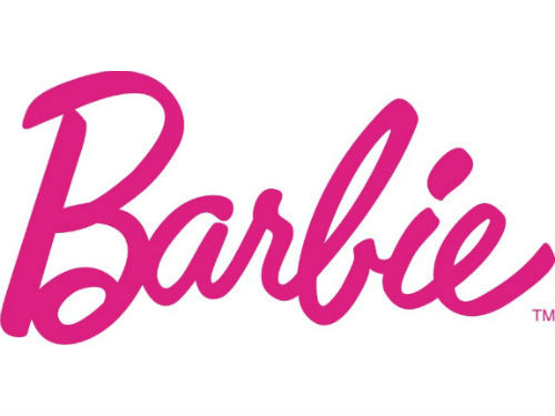 500x375 Printable Barbie Logo New Barbie Font Barbie