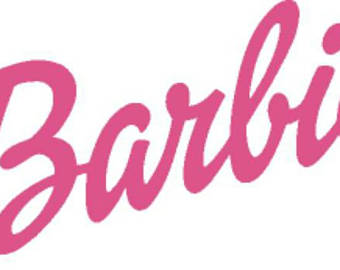 340x270 Barbie Decal Etsy