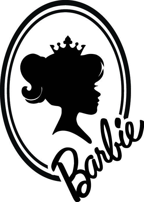496x693 Barbie Svg Barbie Vector Barbie Silhouette Barbie Decal