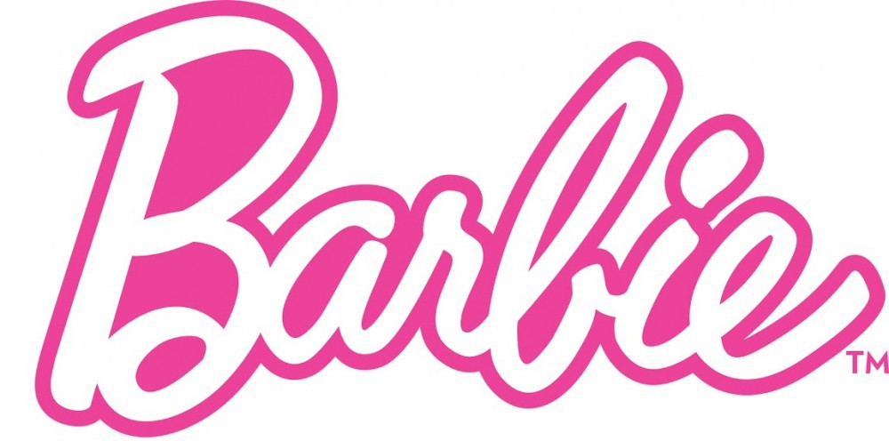 1000x496 Photos Barbie Logo Clip Art,