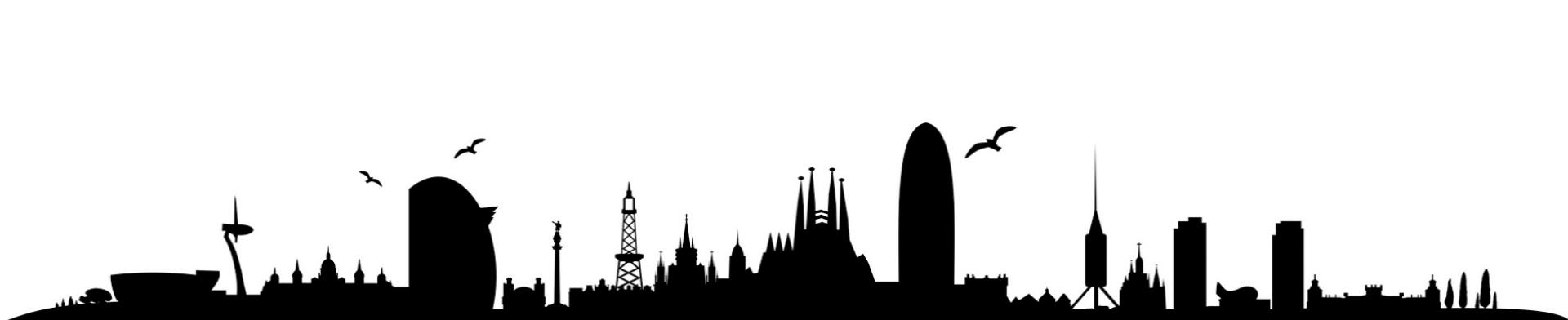 Barcelona Silhouette