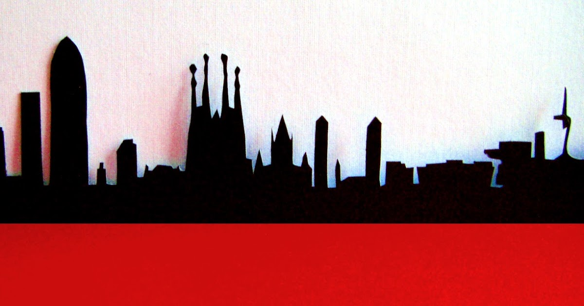 1200x630 Charlotte Vogel Digital Artist Barcelona Skyline