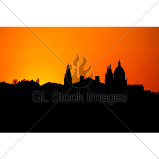 325x325 Landscape From Barcelona (Spain) Gl Stock Images