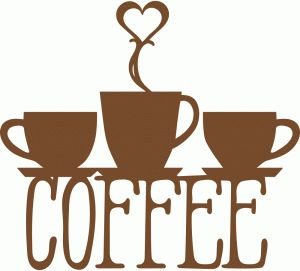 300x271 82 Best Coffee Silhouettes Images On Silhouettes