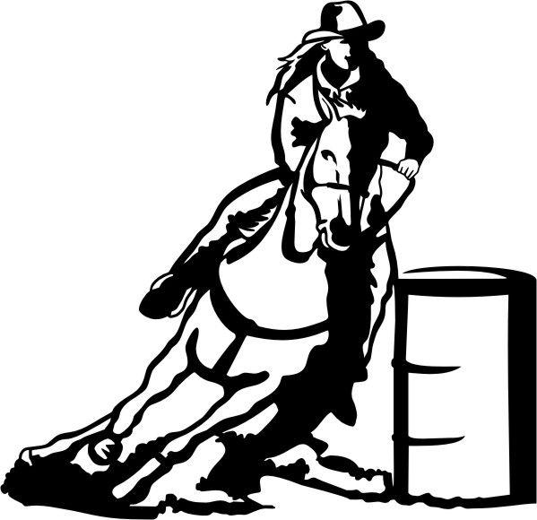 599x580 Horse Racing Clip Art Free