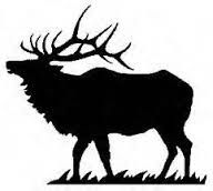 192x172 Image Result For Elk Silhouette Vector Printable Collections