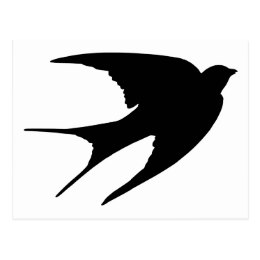 260x260 Barn Swallow Silhouette Gifts Amp Gift Ideas Zazzle Uk