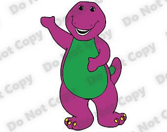 340x270 Barney Purple Dino Etsy Nz